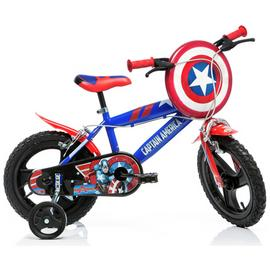 Marvel Captain America 16 Inch Kids Bike