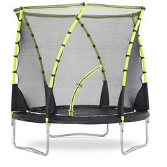 Plum 8ft Whirlwind Trampoline with Enclosure