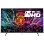more details on Philips 49PUS6401 49 Inch SMART 4K Ultra HD TV with HDR.