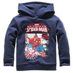 more details on Spider-Man Novelty Hoodie - 3-4 Years.
