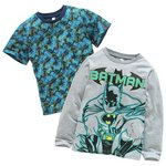 more details on Batman 2 Pack of T‑Shirts.