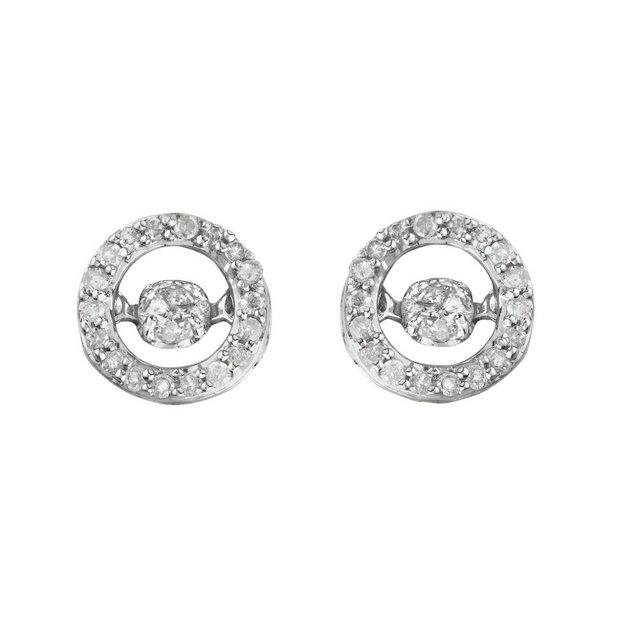 Diamond Stud Earrings Uk Argos
