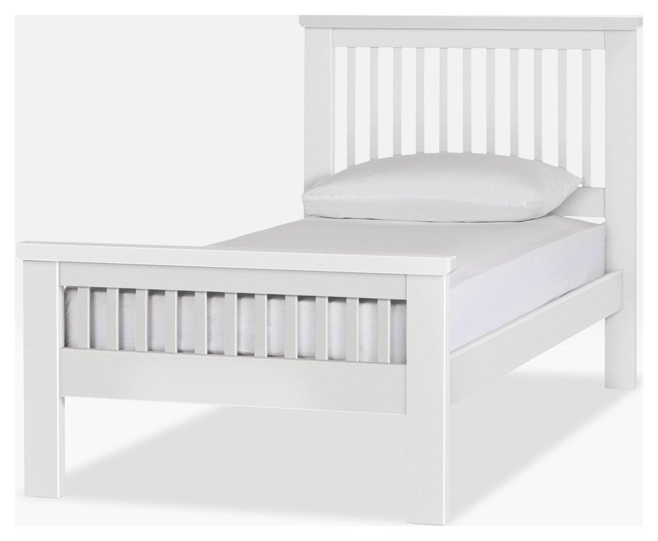 Bed Frames | Metal, Wooden U0026 Fabric Bed Frames | Argos