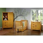 more details on Obaby Stamford Mini 2 Piece Room Set - Country Pine.