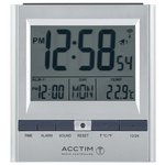 more details on Acctim Chula Radio Controlled Double Alarm Clock.