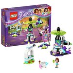 more details on LEGO Friends Amusement Park Space Ride - 41128.