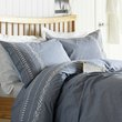 more details on Heart of House Aldeburgh Chambray Bedding Set - Kingsize.