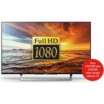 more details on Sony KDL43WD751BU 43 Inch Full HD Smart TV.