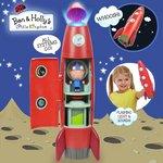 more details on Ben & Holly's Little Kingdom Elf Rocket Playset.