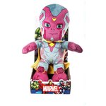 more details on Marvel Avengers Vision 10 Inch Plush.