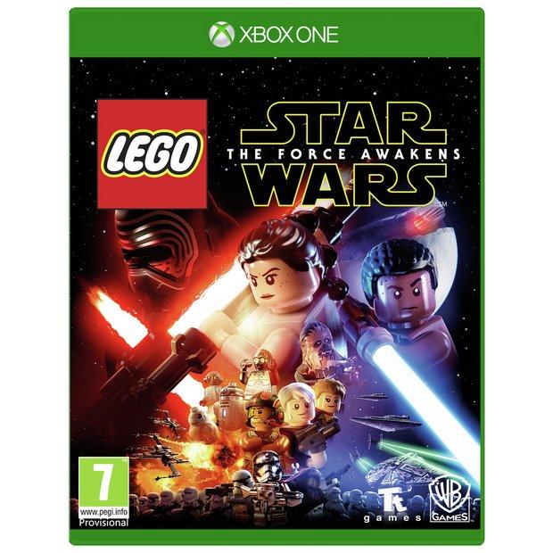 Buy Lego Star Wars The Force Awakens Xbox One Game Xbox