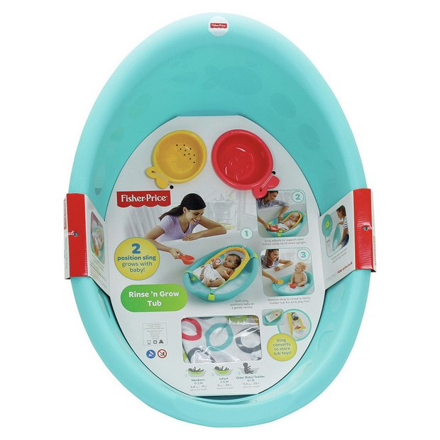 buy fisher price rinse 39 n grow tub at your online shop for. Black Bedroom Furniture Sets. Home Design Ideas
