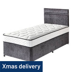 Airsprung Keswick 800 Pocket Sprung Divan Bed - Single
