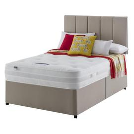 Silentnight Walton 1200 Luxury Divan Bed - Double.