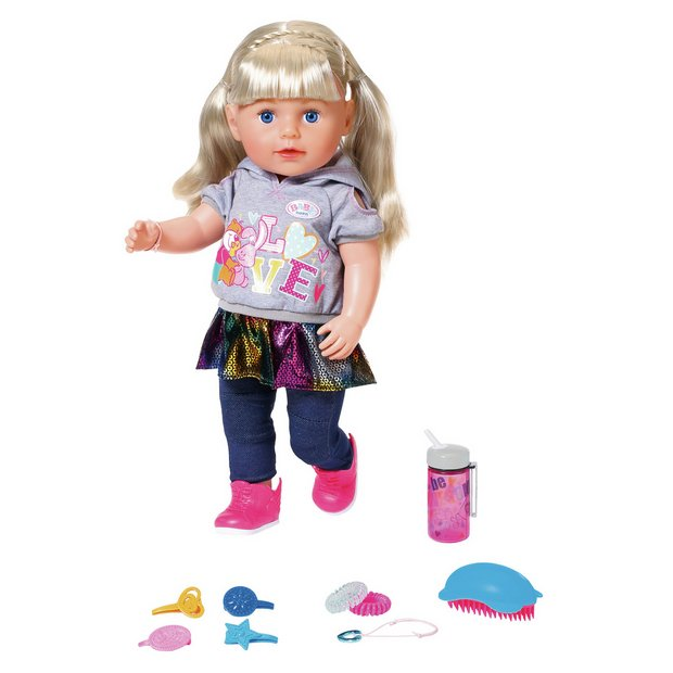 Buy Baby Born Sister Doll At Argos Co Uk Your Online
