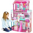 more details on Chad Valley 4 Storey Glamour Mansion Dolls House