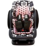 more details on Cosatto Hug Group 1-2-3 Car Seat with Isofix - Daisy Dot.