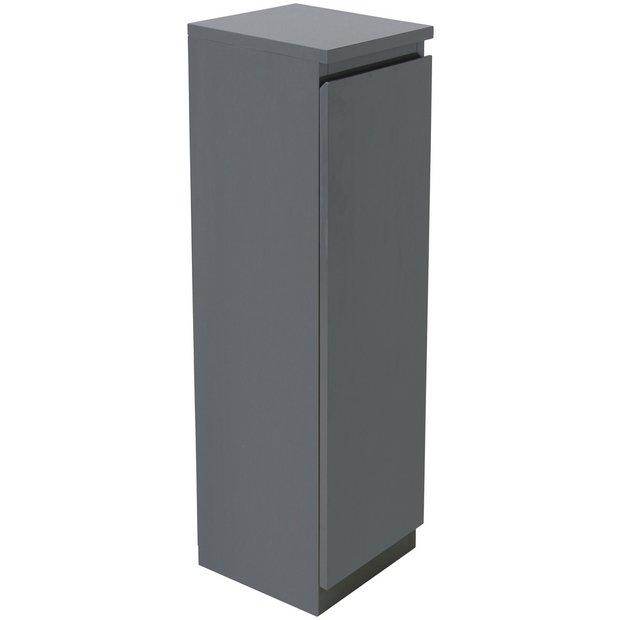 Buy Hygena Gloss Floor Cabinet