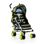 more details on Koochi by Cosatto Sneaker Stroller - Primary Yellow.