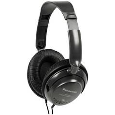 Panasonic RPHT225 Over - Ear Headphones - Black