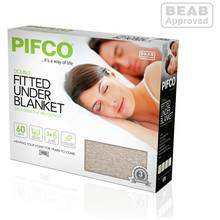 Pifco Fitted Electric Blanket - Kingsize
