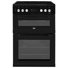 Beko KDC653K Electric Cooker - Black