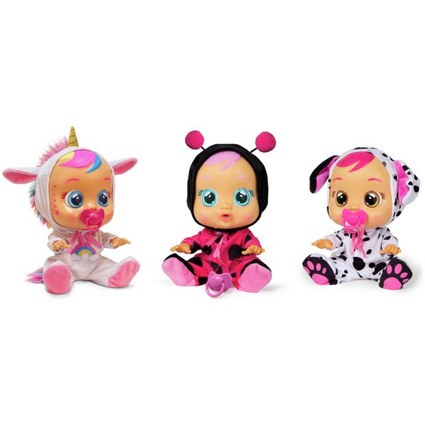 Buy Cry Babies At Argos Co Uk Your Online Shop For Dolls