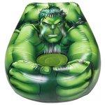 more details on Avengers Hulk Flocked Chill Chair.