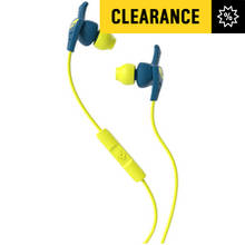Skullcandy XT Plyo In-Ear Headphones with Mic - Blue