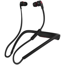 Skullcandy Bud 2 Wireless In-Ear Headphones - Black/Red