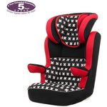 more details on Obaby Group 2-3 High Back Booster Seat - Crossfire.