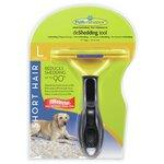 more details on Furminator Short Hair De-shedding Tool for Large Dogs.