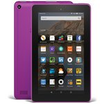 more details on Amazon Fire 7 Inch 16GB Tablet - Magenta.