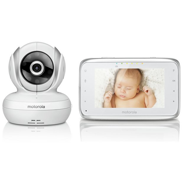 buy motorola mbp38s video baby monitor at your online shop for baby monitors and. Black Bedroom Furniture Sets. Home Design Ideas