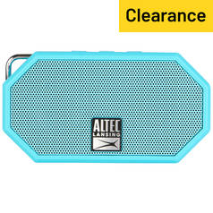 Mini H2O II Wireless Portable Speaker - Blue