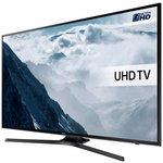 more details on Samsung UE50KU6000 50 Inch UHD HDR Smart LED TV.