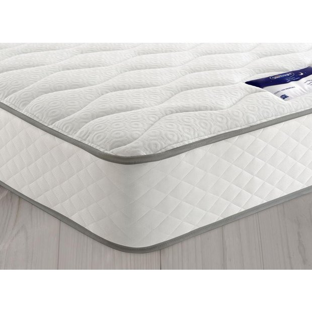 Silentnight Memory 1000 Mattress Review: Buy Silentnight Levison 1000 Pocket Double Memory Foam