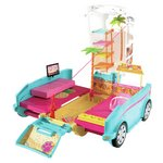 more details on Barbie Ultimate Puppy Mobile.