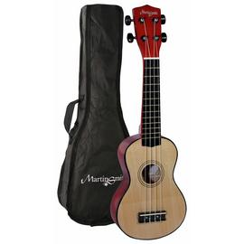 Martin Smith Soprano Size Ukulele - Natural