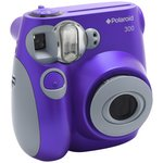 more details on PIC 300 Instant Film Camera - Purple.