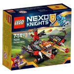 more details on LEGO Nexo Knights The Glob Lobber - 70318.
