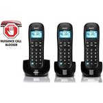 more details on Binatone Vesta 1305 Cordless Telephone - Triple.