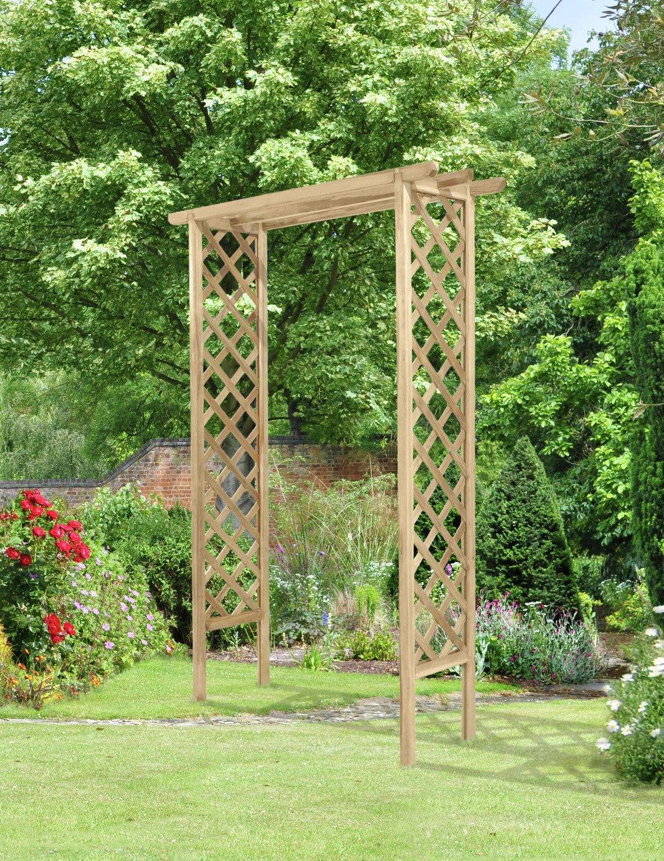 Forest Trellis Garden Arch