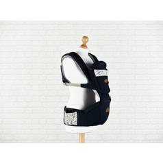 i-angel Fleur Baby Carrier - Navy