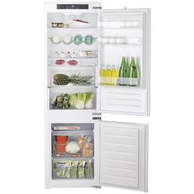Hotpoint HM7030ECAAO3 Integrated Fridge Freezer - White Best Price, Cheapest Prices
