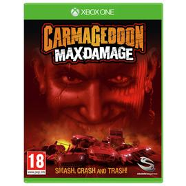 Carmageddon: Max Damage Xbox One Game