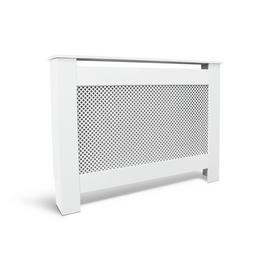 Argos Home Odell Small Radiator Cover - White