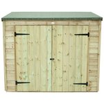 more details on Forest Maxi Garden Pressure Treated Wall Store.