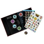 more details on Yo-kai Watch Yo-kai Medallium Collection Book.