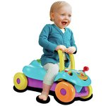 more details on Playskool Step Start Walk 'n Ride